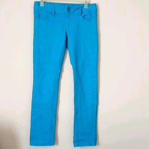 Lilly Pulitzer Turquoise Jeans